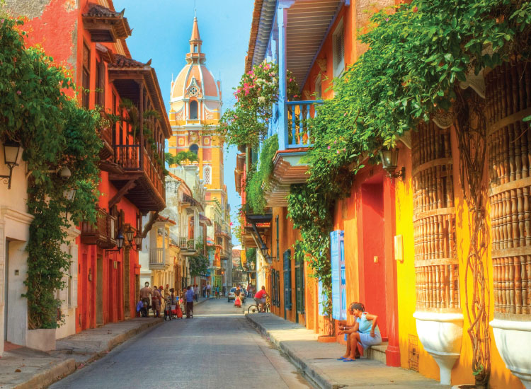 Colombia Travel Guide & Top Places to Visit