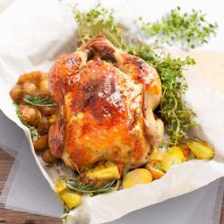 Buttermilk Roast Chicken   — Dora Wang pinterest recipe