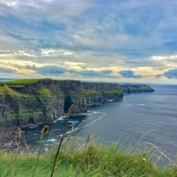 Irish -The Cliffs of Moher