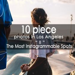 "10 piece The Most Instagrammable Spots photo In Los Angeles  "" II """