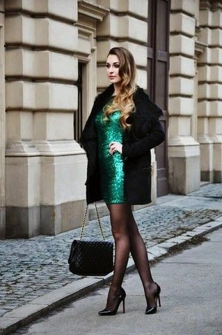 22 outfits in Winter to Wear  pantyhose