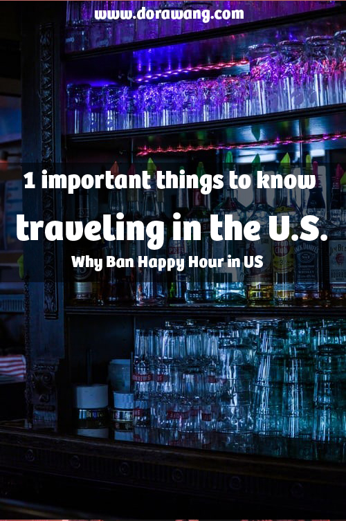 Why Ban Happy Hour in US
