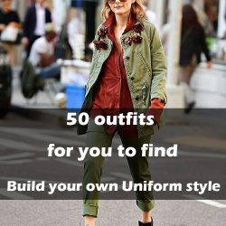 Build your own Uniform style