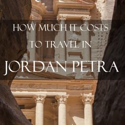 How much it costs to travel in Jordan-Jordan Travel Spending Guide