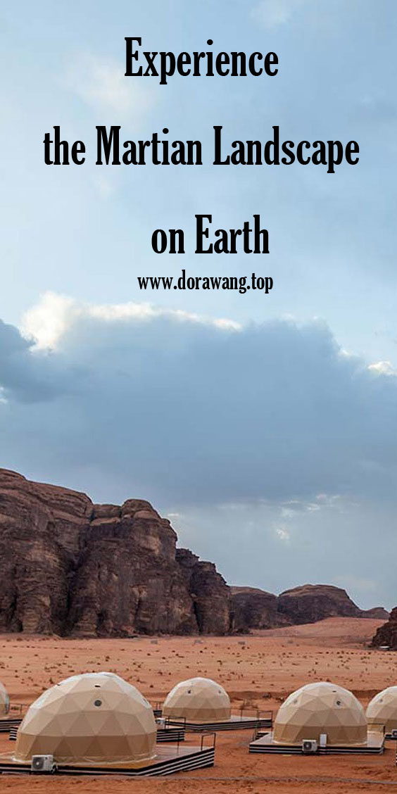 Who want Experience the Martian Landscape  on Earth-Right Here