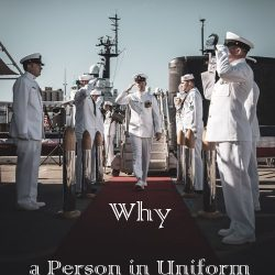 Why a Person in Uniform More Attractive?
