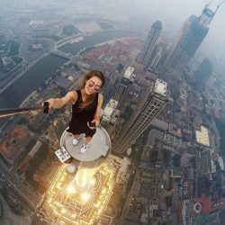 10 Crazy City Climber Selfies From Around The World -Part 2