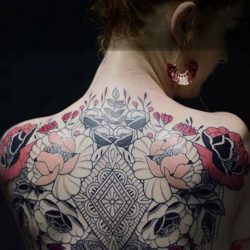 How to Design Your Own Awesome Back Tattoo