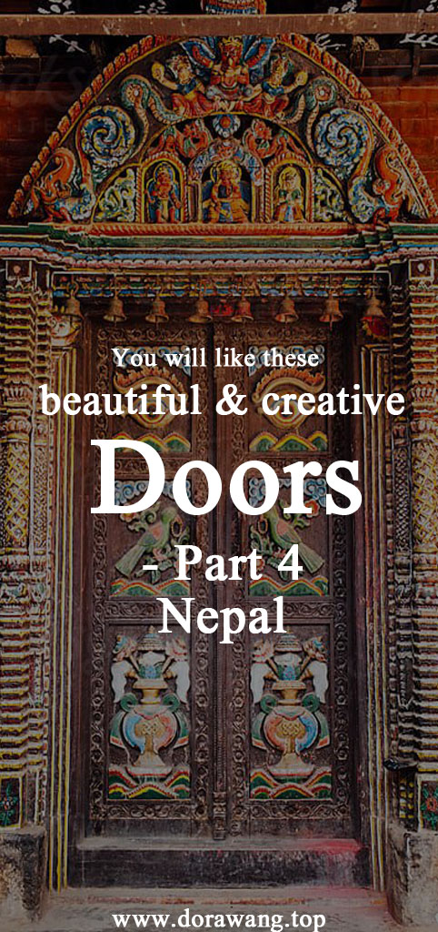 You will like these beautiful and creative doors- Part 4 nepa