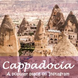 Cappadocia Touring route a popular place on Instagram- Turkey Travel Guide