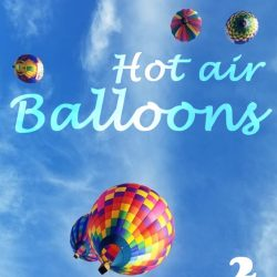 Turkey travel photograph-Hot air balloons part two