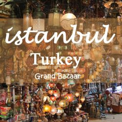 Sightseeing Route -Grand Bazaar Istanbul