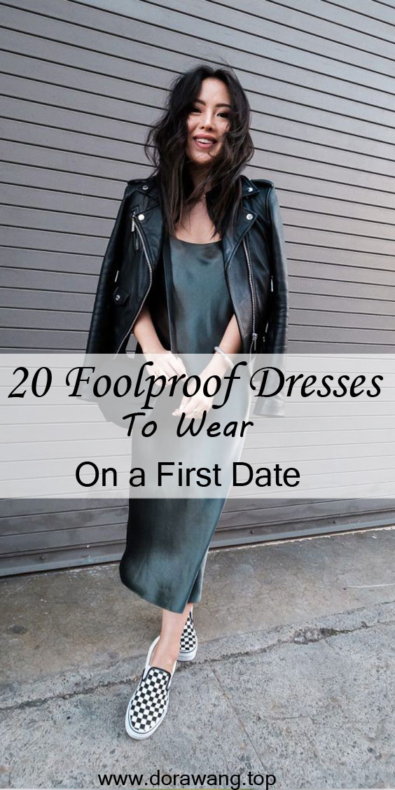 20 Foolproof Dresses to Wear on a First Date