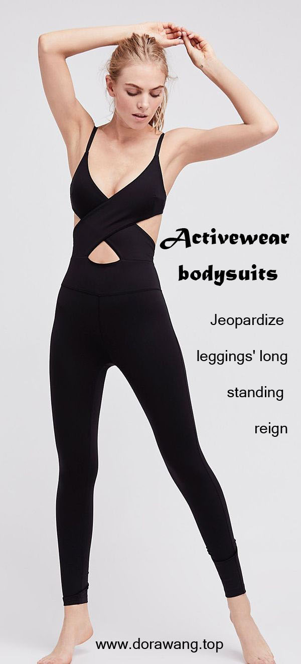 Jeopardize leggings' long-standing reign: activewear bodysuits
