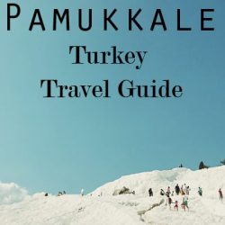 Pamukkale-Turkey Travel Guide