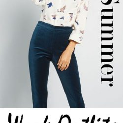 28 Summer Work Outfits for Women