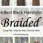 6 Best Black Braided  That Turn Heads