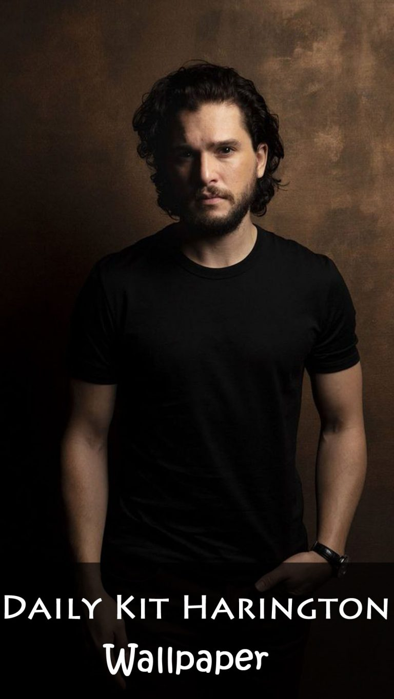 Daily-Kit-Harington  – Wallpaper 1