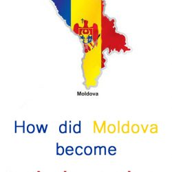 How did Moldova become an independent country