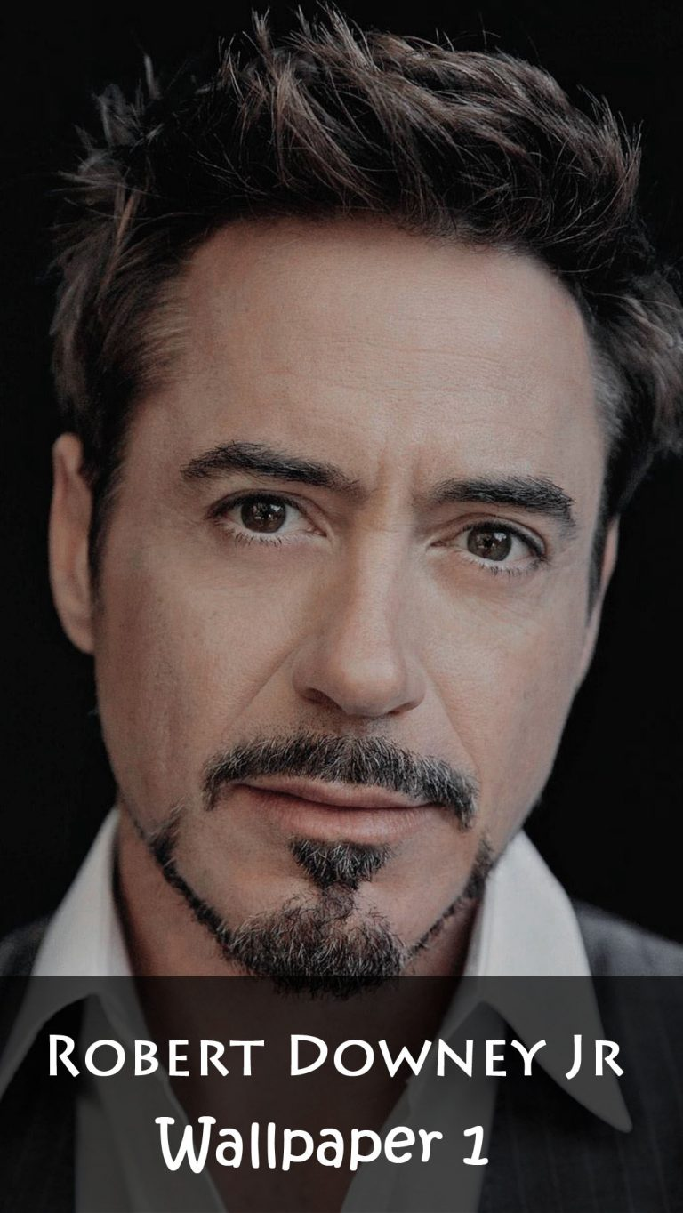 Robert John Downey Jr – Wallpaper 1