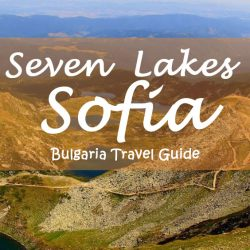 Seven  Lakes-Rila National Park