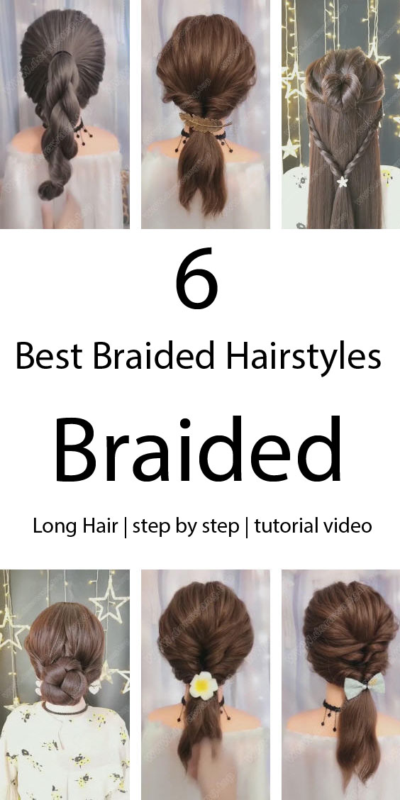 6 Best Braided Hairstyles for Women