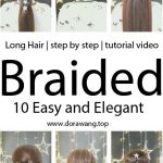 Braided Hairstyles and Ideas You'll Want to Wear ,Today!