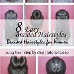 8 Easy Braided Hairstyles – Braided Hairstyles for Women