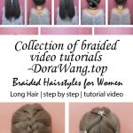Collection of braided video tutorials -DoraWang.top