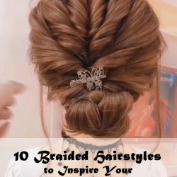 10 Braided Hairstyles to Inspire Your Next Look NO.1 -protective style