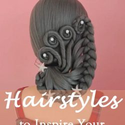 10 Braided Hairstyles to Inspire Your Next Look NO.4 knotless braids
