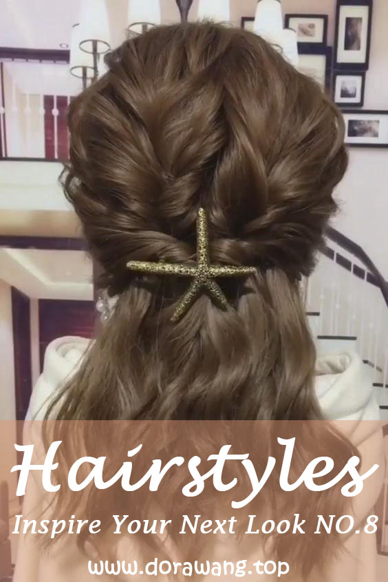10 Braided Hairstyles to Inspire Your Next Look NO.8  absolutely beautiful