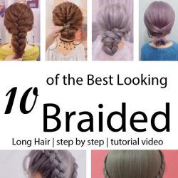 10 of the Best Looking Braided Hairstyles for 2020