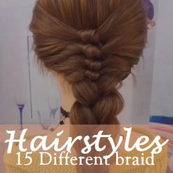 15 Different braid styles ideas in 2021 NO.2 divine
