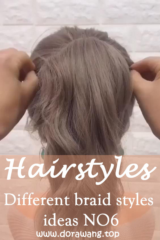 15 Different braid styles ideas in 2021 NO.6 Summer braids