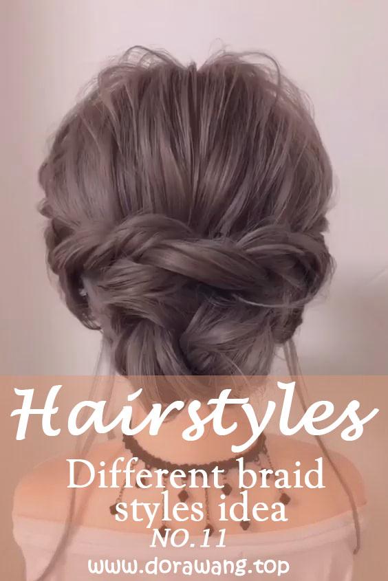 15 Different braid styles ideas in 2021 NO.11 my braided
