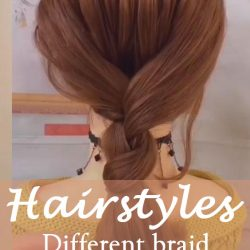 15 Different braid styles ideas in 2021 NO.12 OL
