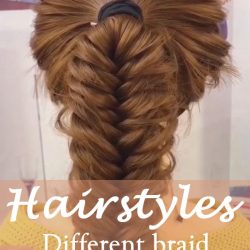 15 Different braid styles ideas in 2021 NO.14 French braid