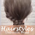 15 Different braid styles ideas in 2021 NO.8 Single braids