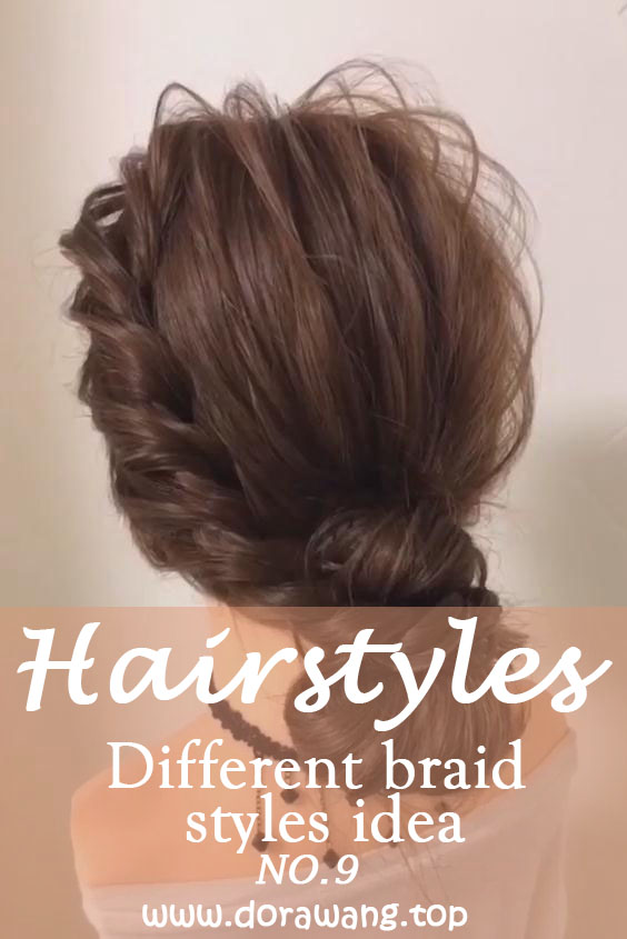15 Different braid styles ideas in 2021 NO.9 luck
