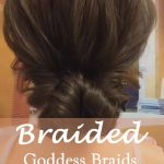 24 Goddess Braids for Women-the most beautiful Braided NO.3 Bohemian Braid