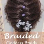 24 Goddess Braids for Women-the most beautiful Braided NO.4 women from Game of Thrones